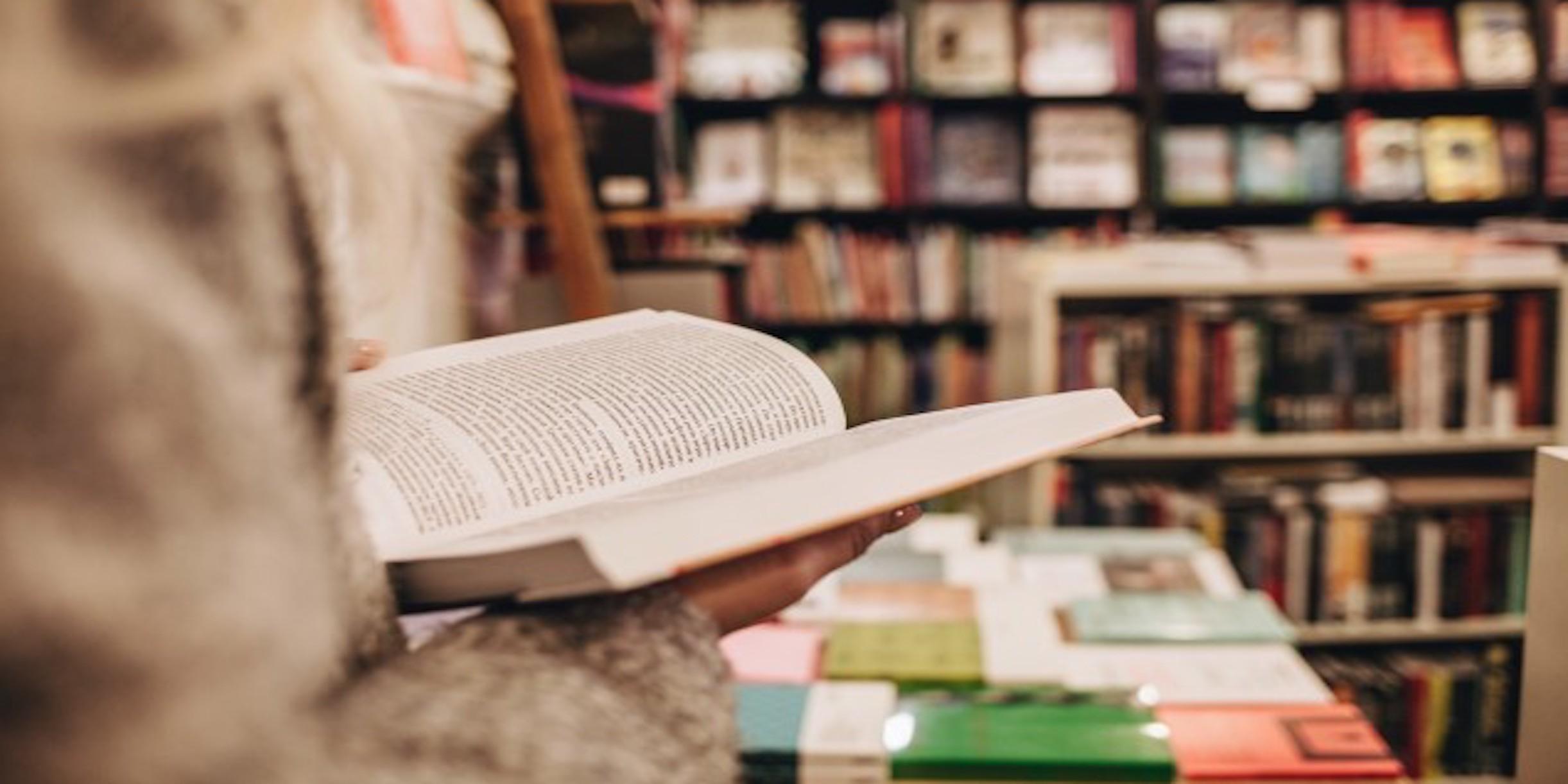 Lesung organisieren