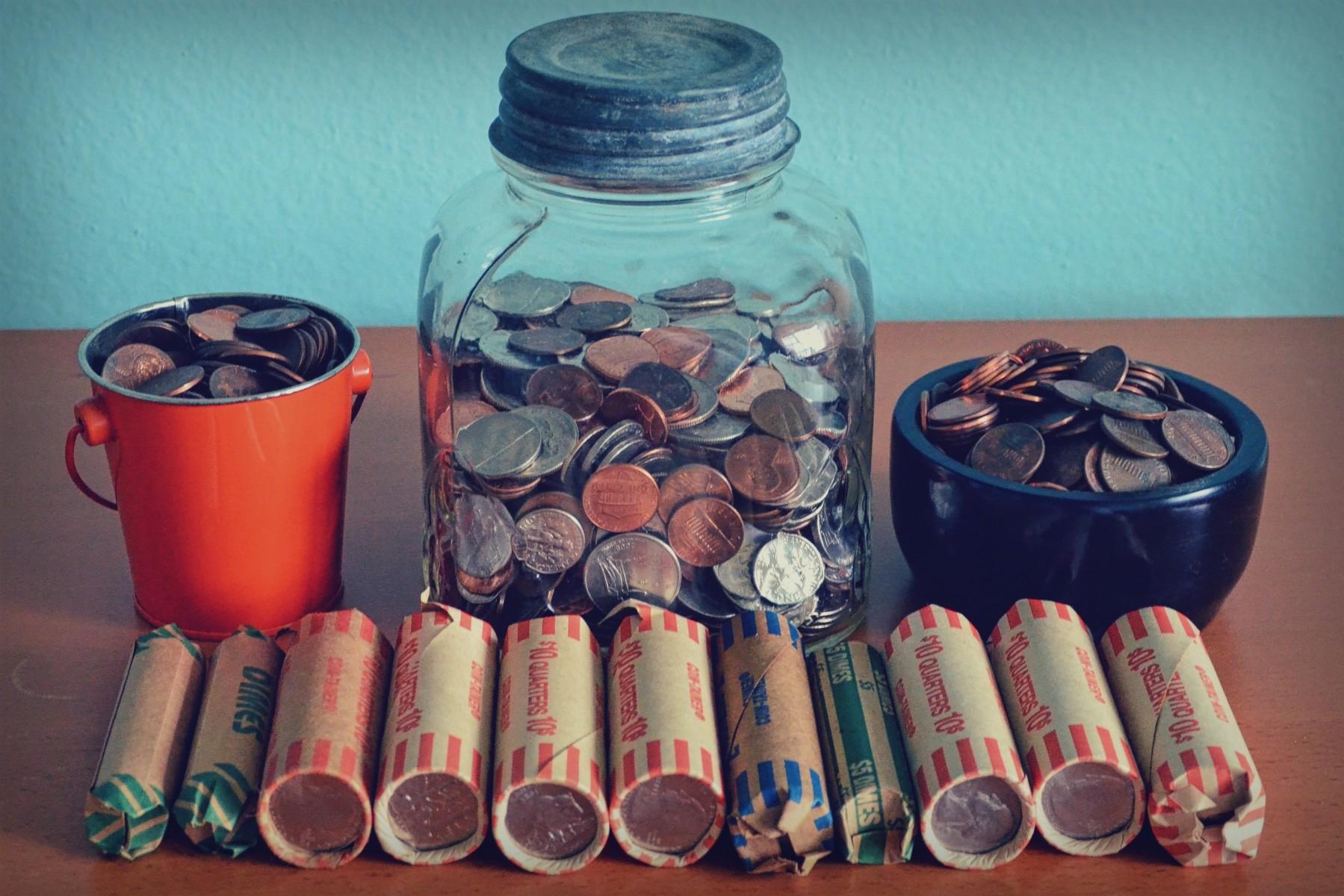 Eventausgaben reduzieren