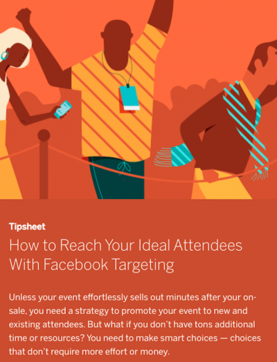 How to Reach Your Ideal Attendees With Facebook Targeting