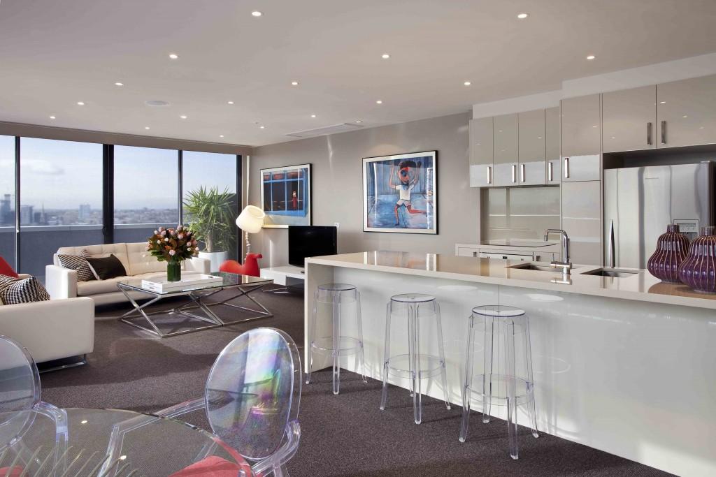 Melbourne Event Venues - Art Series Penthouse Suite