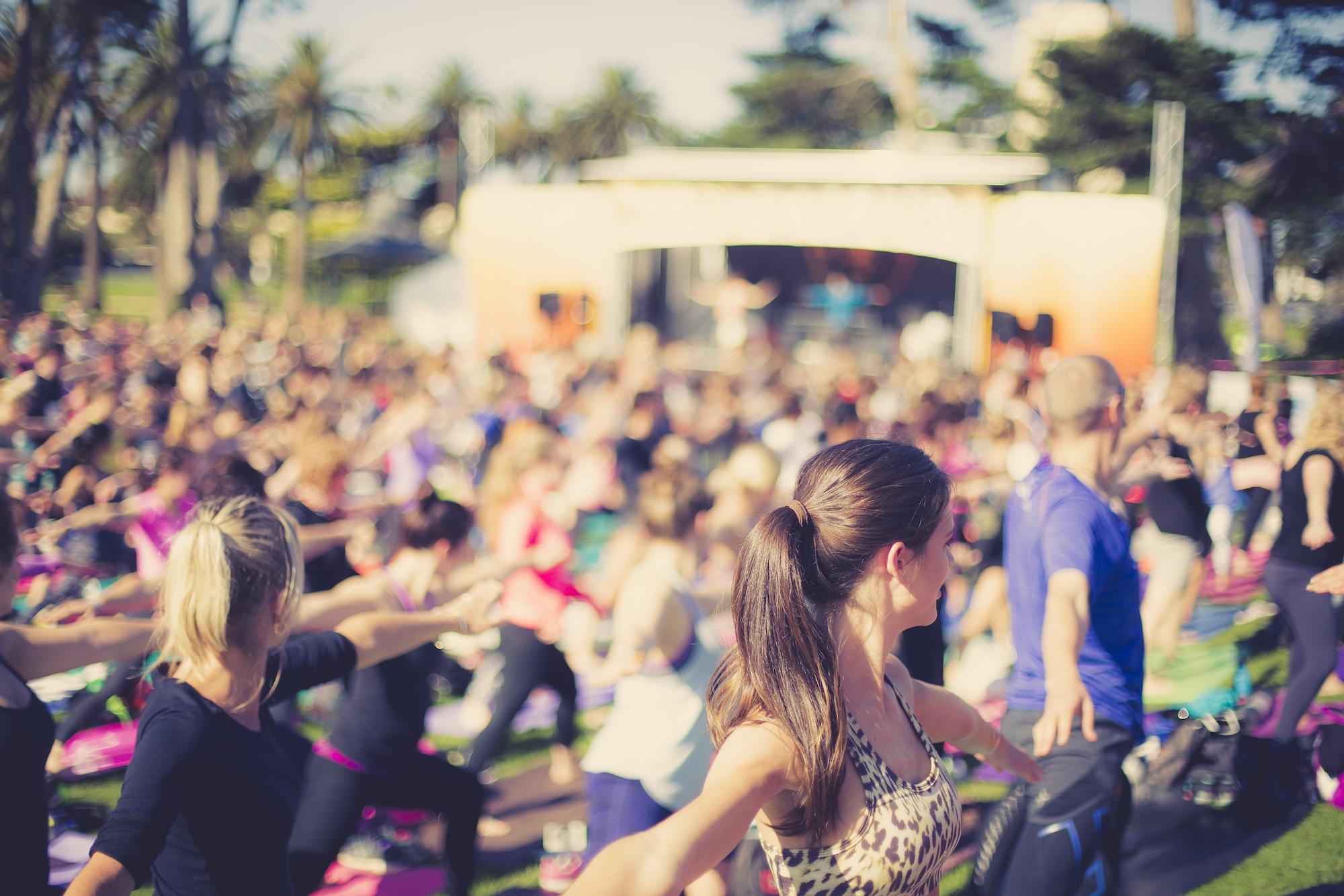 Health & Wellbeing: Wanderlust Festival - Eventbrite Profile