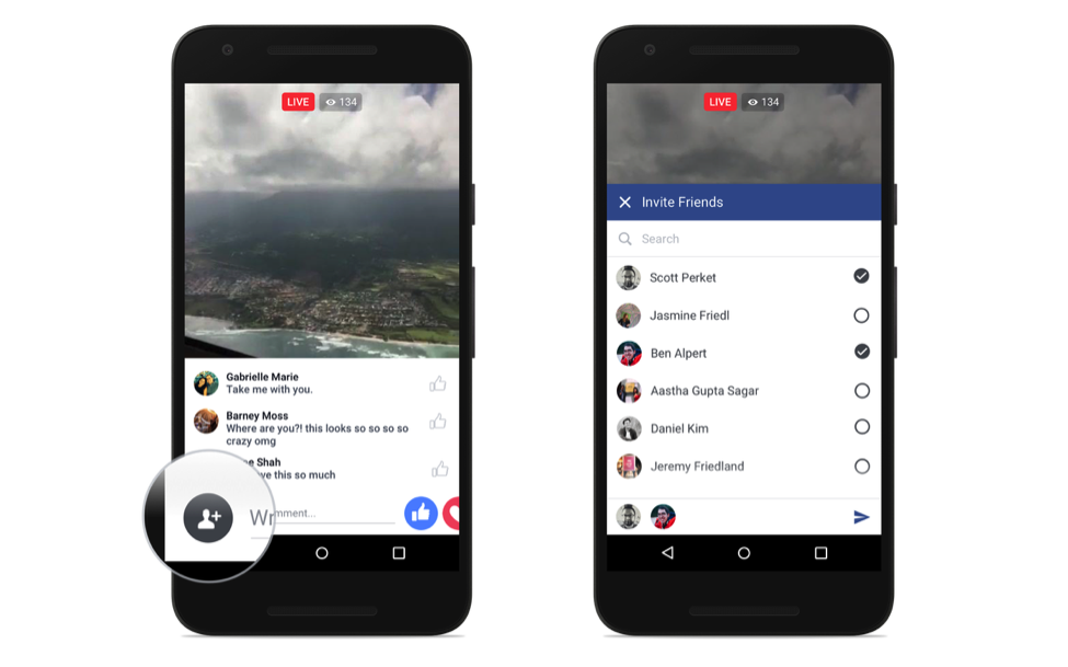 Facebook Live for Events