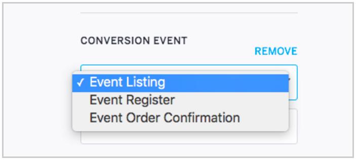 Convert online ticket sales