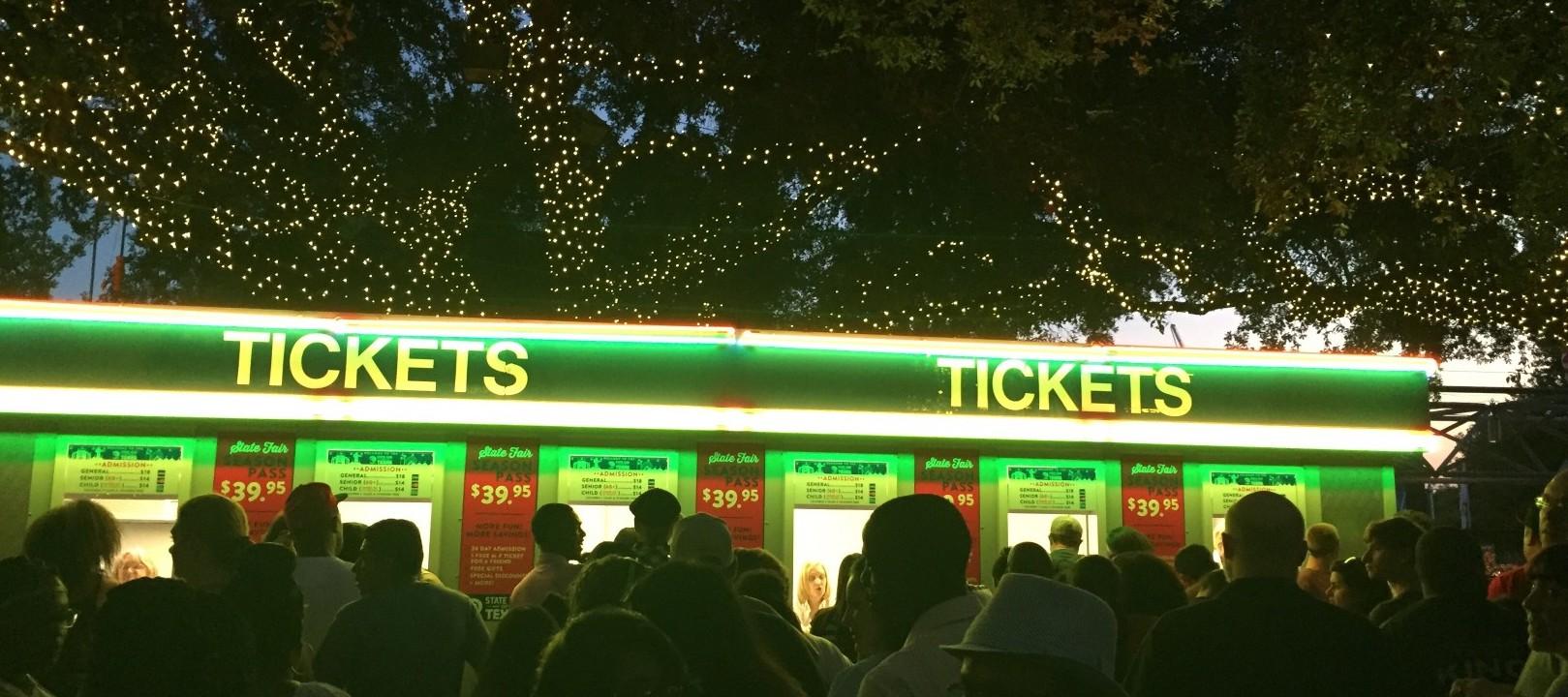 Double ticket sales in 2020