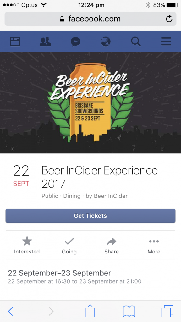 How Festivals Can Use Facebook Checkout To Double Ticket Sales