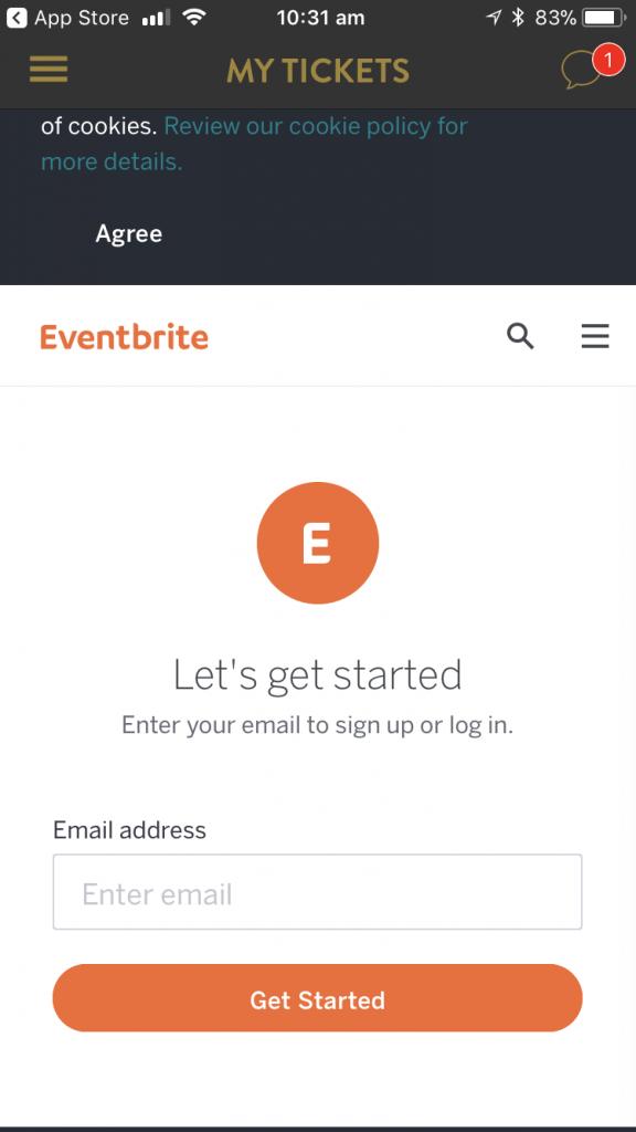 Custom Event App - Eventbrite and Wanderlust