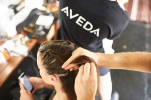 Event Sponsors: Beauty Bar by Aveda at Wanderlust