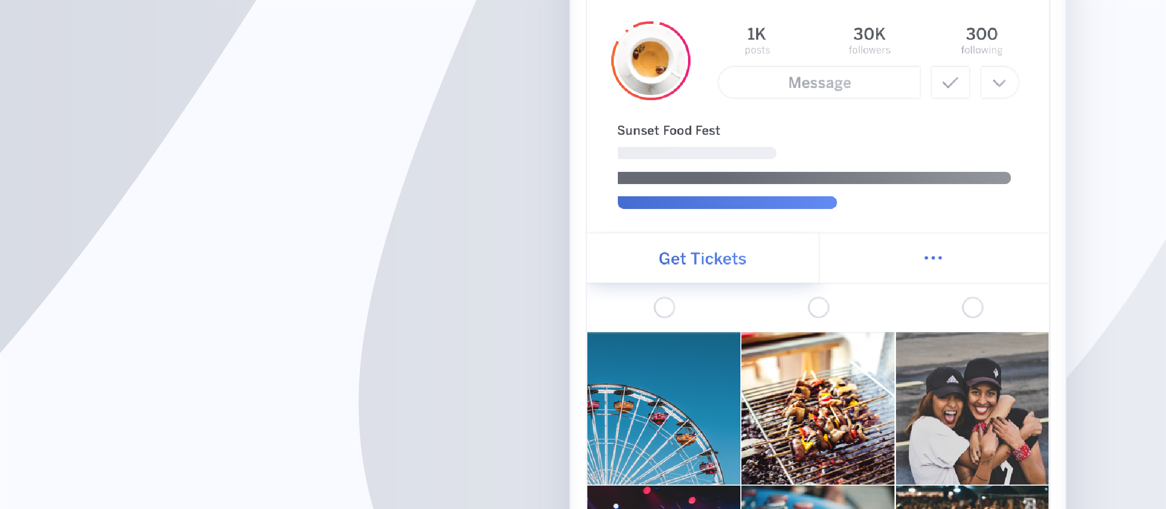 A New Way to Turn Browsing Into Ticket Sales on Instagram