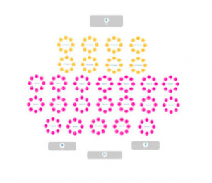 How To Create A Hassle Free Event Seating Plan Eventbrite
