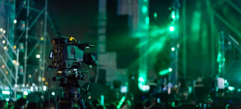livestreaming concerts