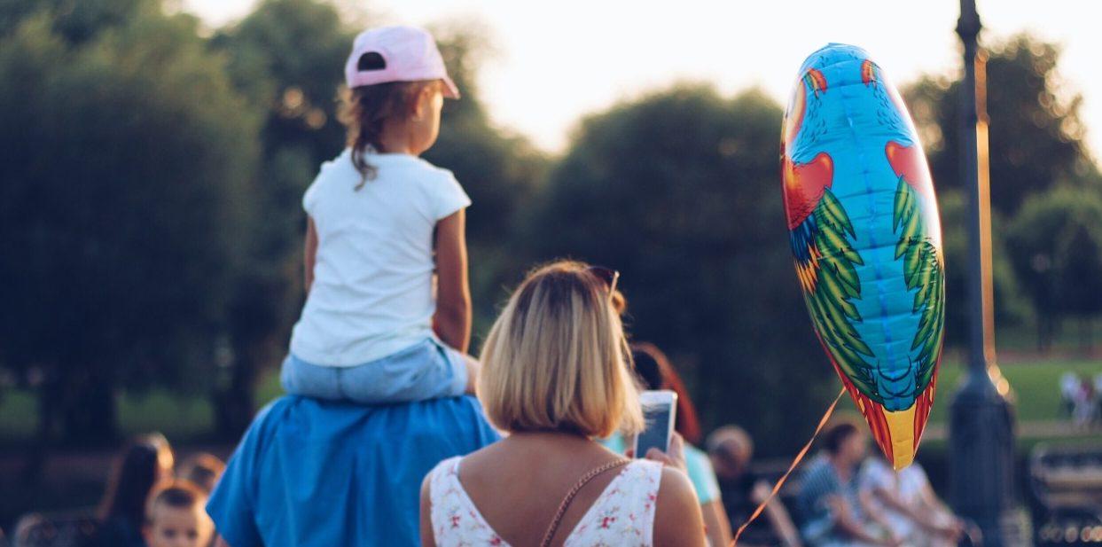 Family friendly event - older millennials