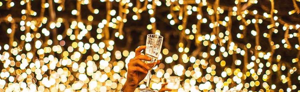20 On-Trend New Year's Eve Event Theme Ideas for 2018