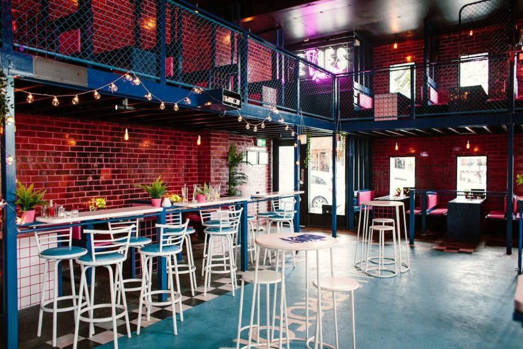 Unique Event Venues Melbourne - Evie Disco Diner