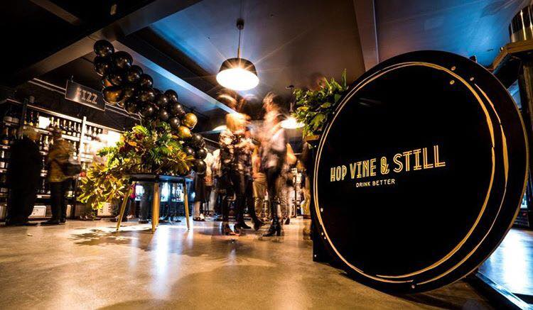Hope and Vine Still - unique event venue in Hobart