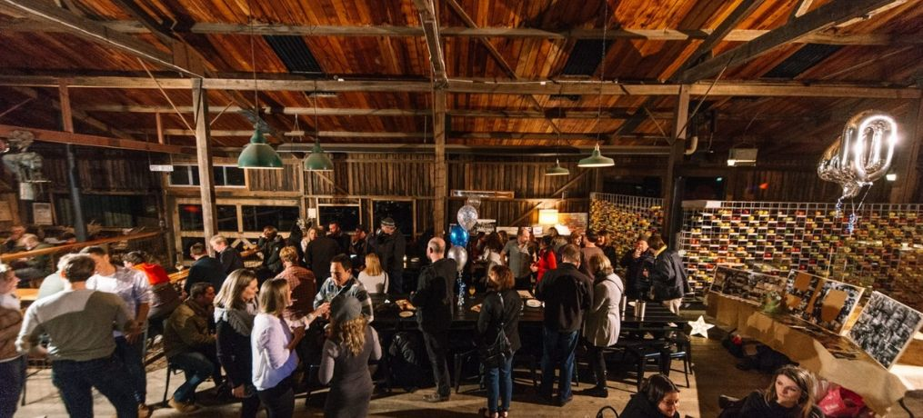 Willie Smith's Apple Shed - unique event venue in Hobart