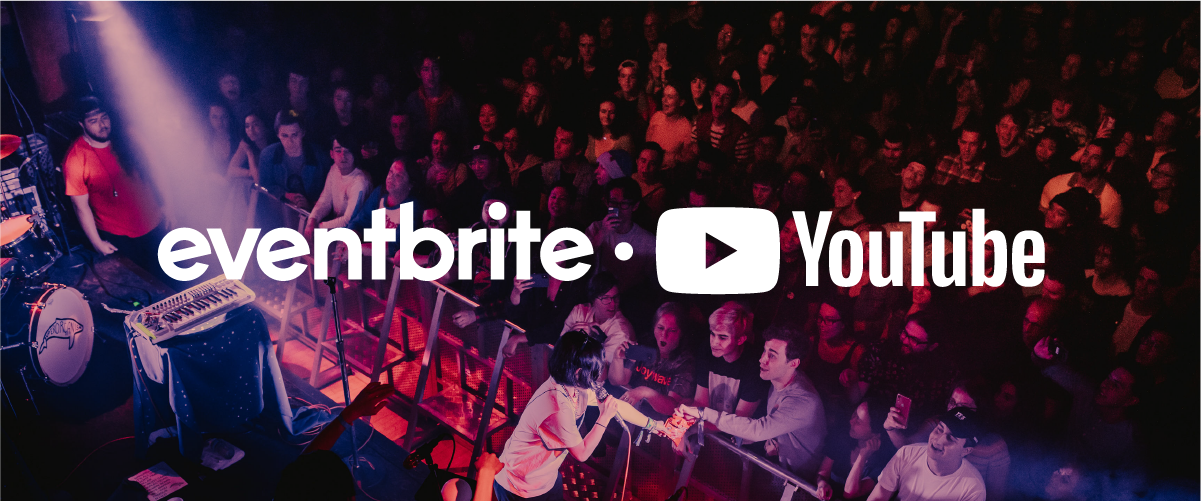 Eventbrite + YouTube Partnership Hits Australia To Promote Gigs to Fans