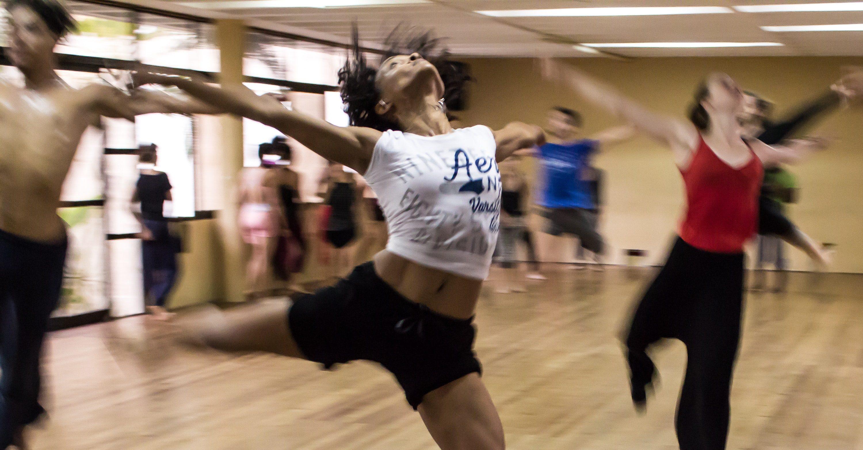 dance studio class registration