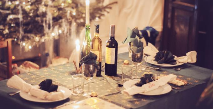 Como organizar a ceia de Natal e Ano Novo