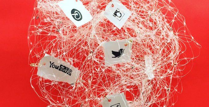 estratégias de compartilhamento nas redes sociais