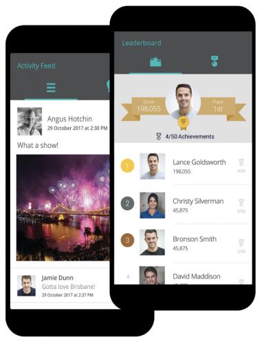Attendee connect - aplicativo para eventos corporativos