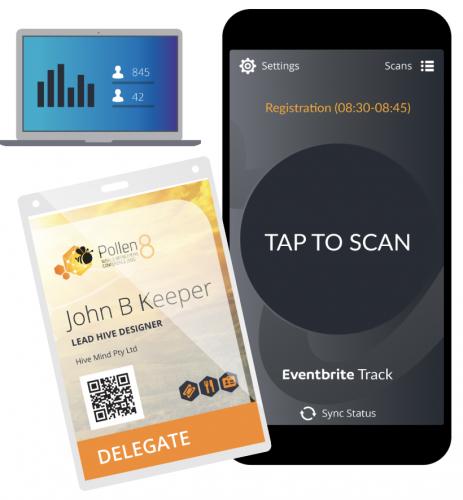 Attendee Tracking - aplicativo para eventos corporativos