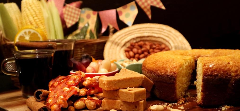 Comidas de Festa Junina em casa