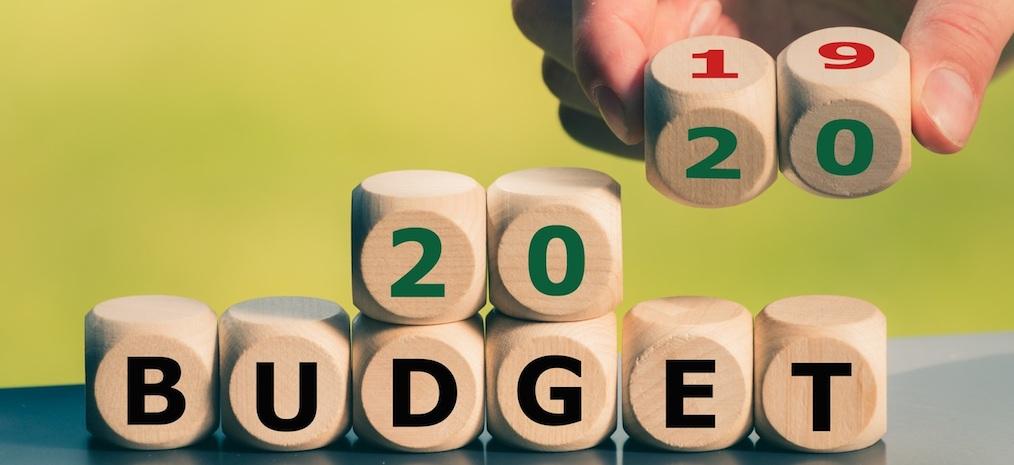 planejamento de budget