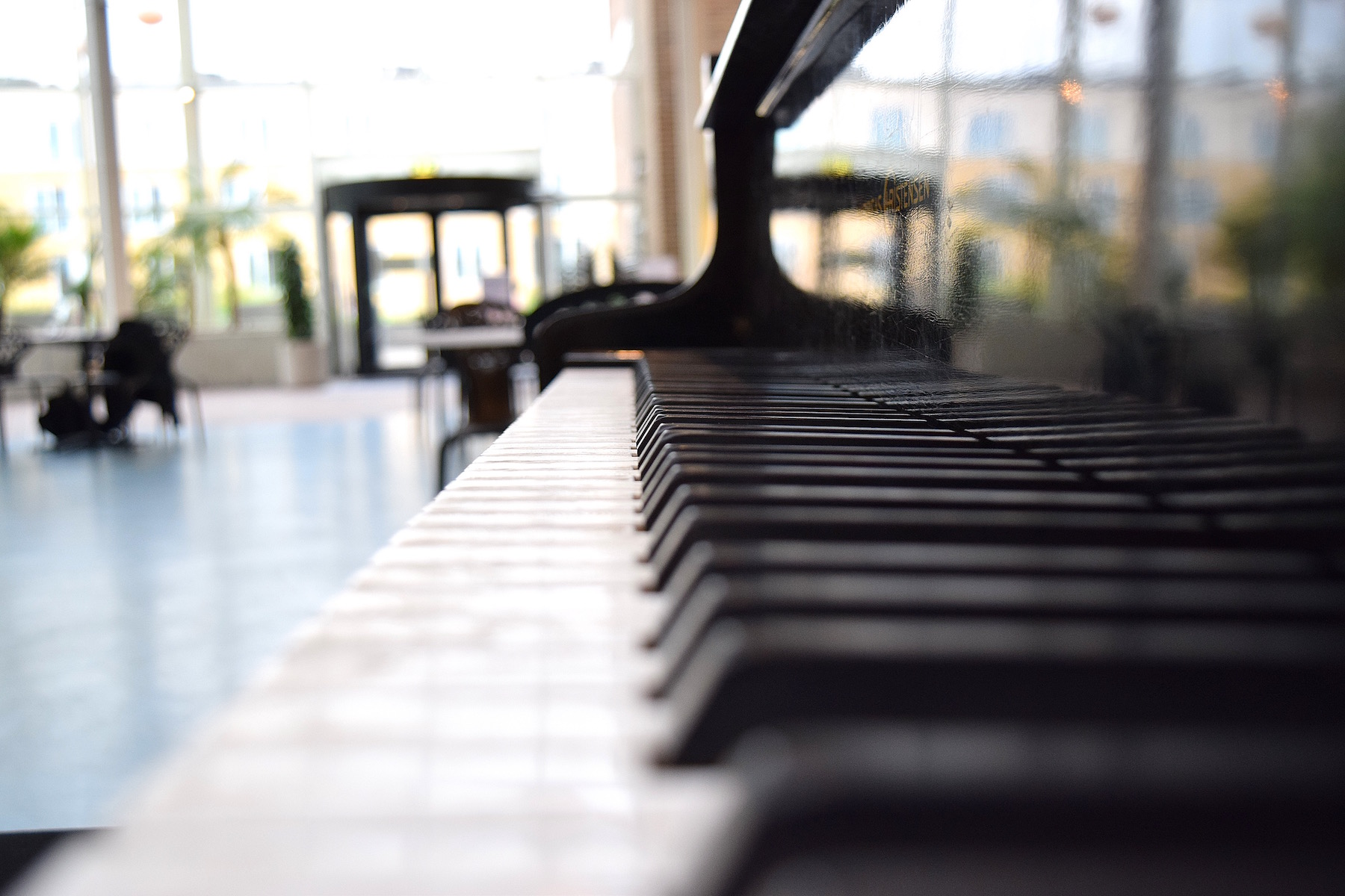 songs played at conferences piano