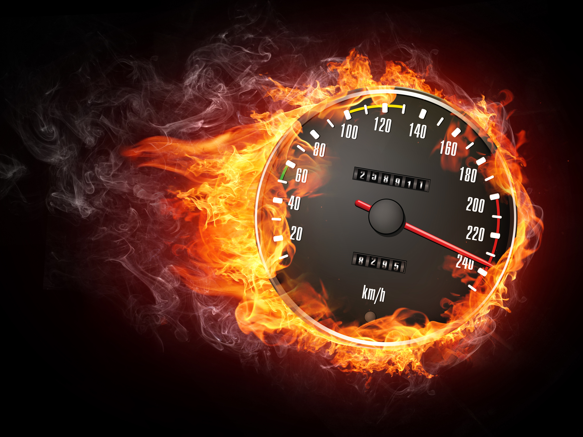 Event Website Speed