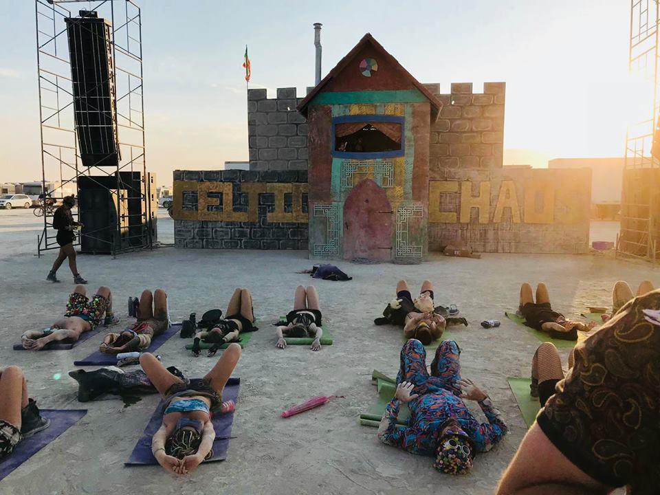 deep house yoga project 1