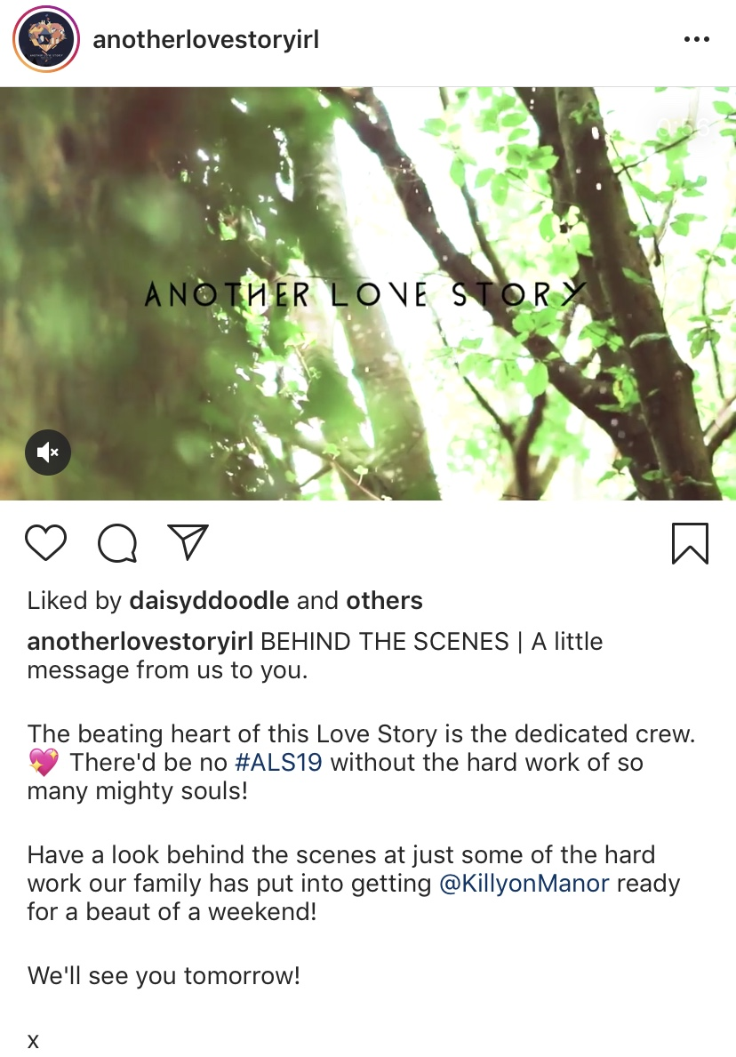 Craft the Perfect Social Copy for Your Festival - Another Love Story