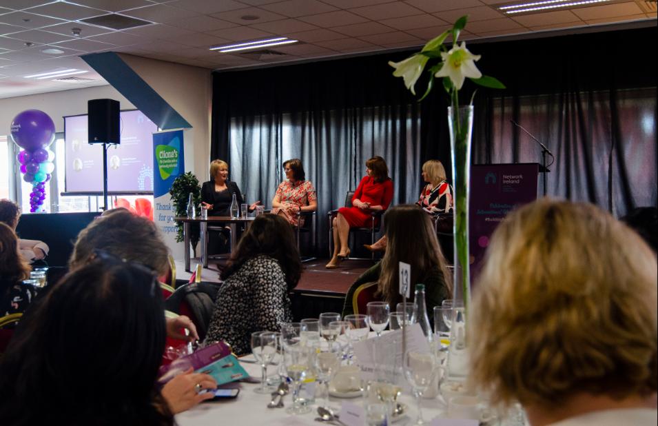 Eventbrite - How Network Ireland Empowers Women to #StepUp Through Events