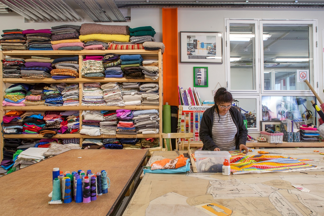 The Rediscovery Centre Fashion Workshop