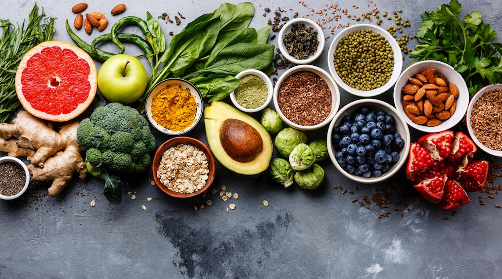 Consejos de nutrición para organizadores