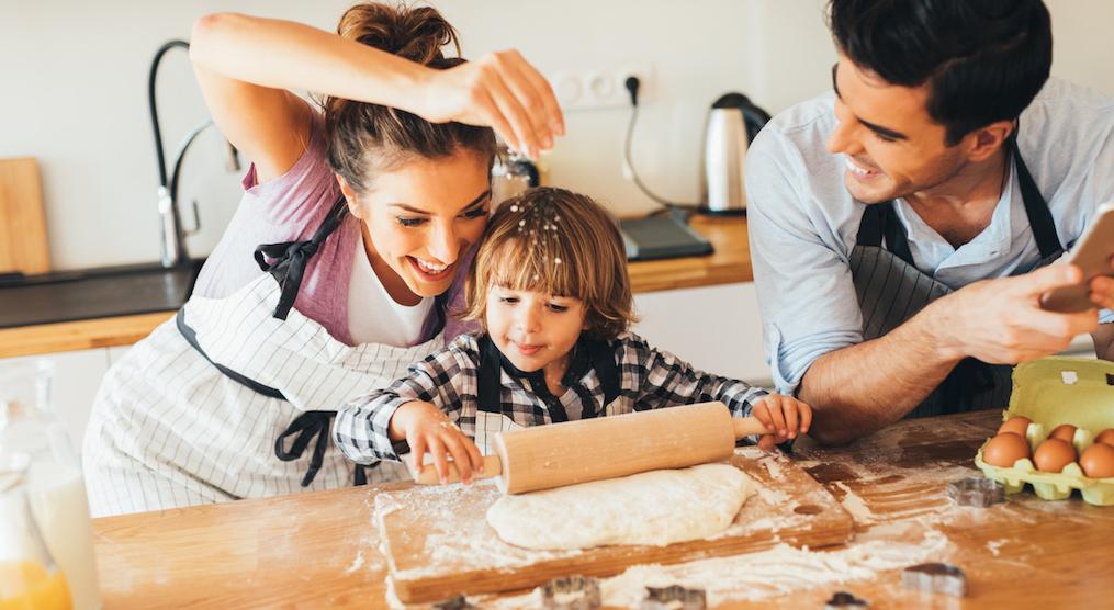 Cómo organizar un evento familiar
