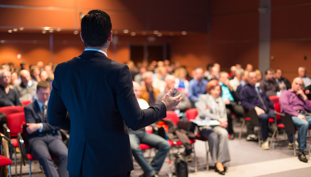 Marca la diferencia con tu conferencia