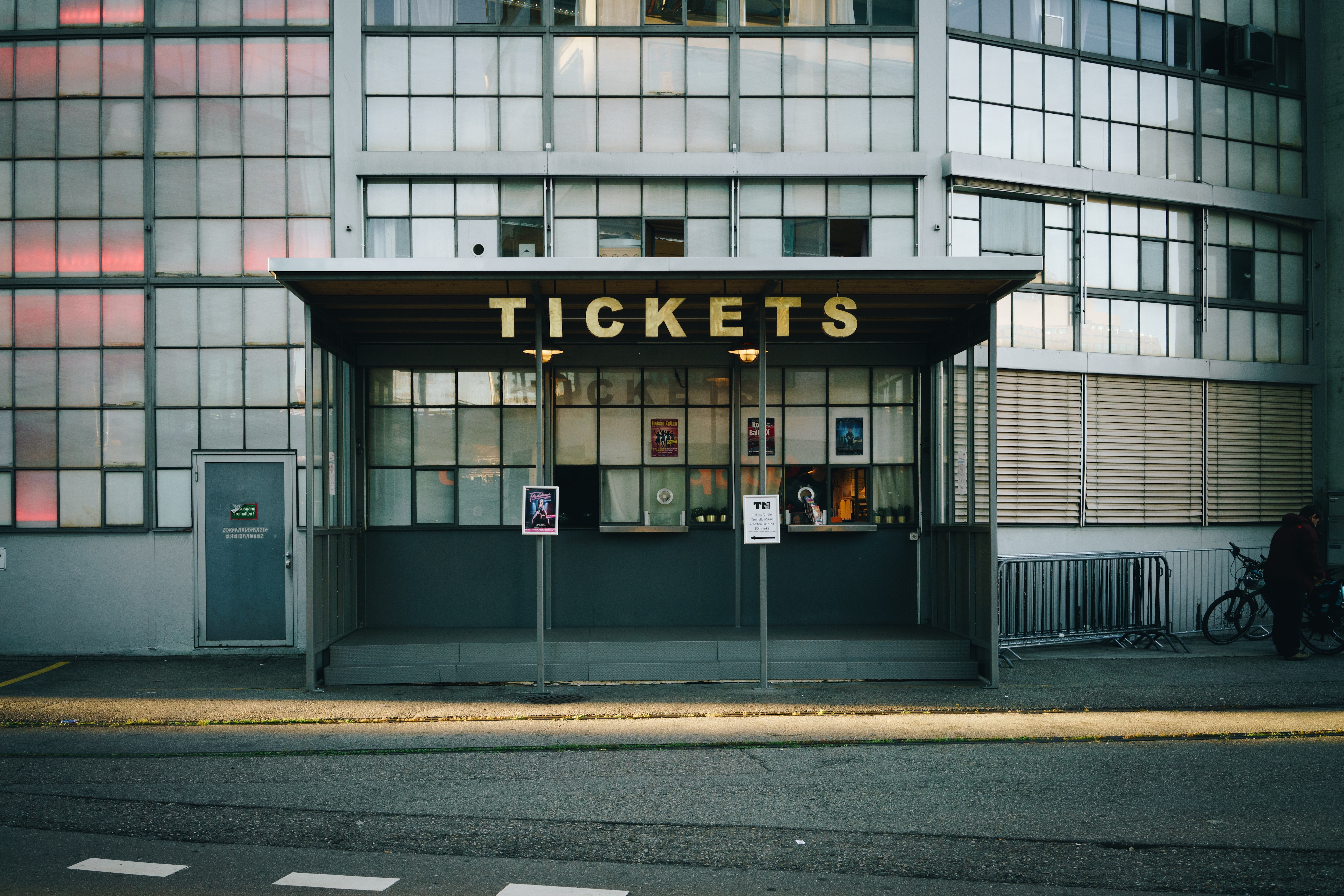 Ticketverkauf für dein Festival