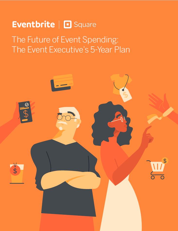 future of event spending cover
