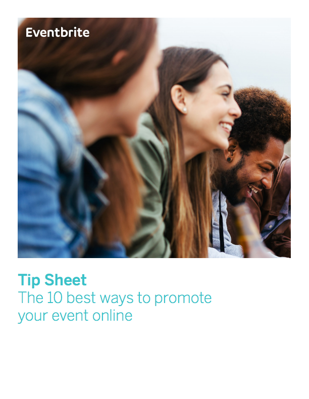 10 best ways promote online events