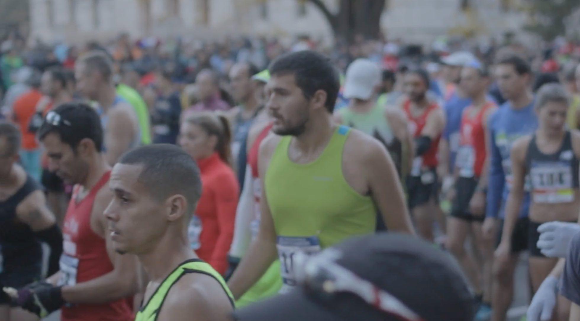 Marathon Registration Video