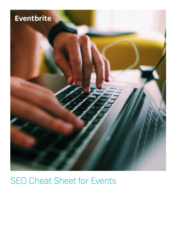 SEO Cheat Sheet for Events
