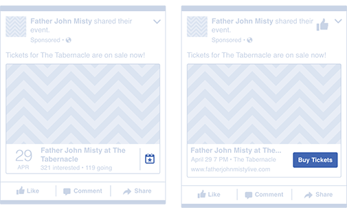 Facebook Event Ads