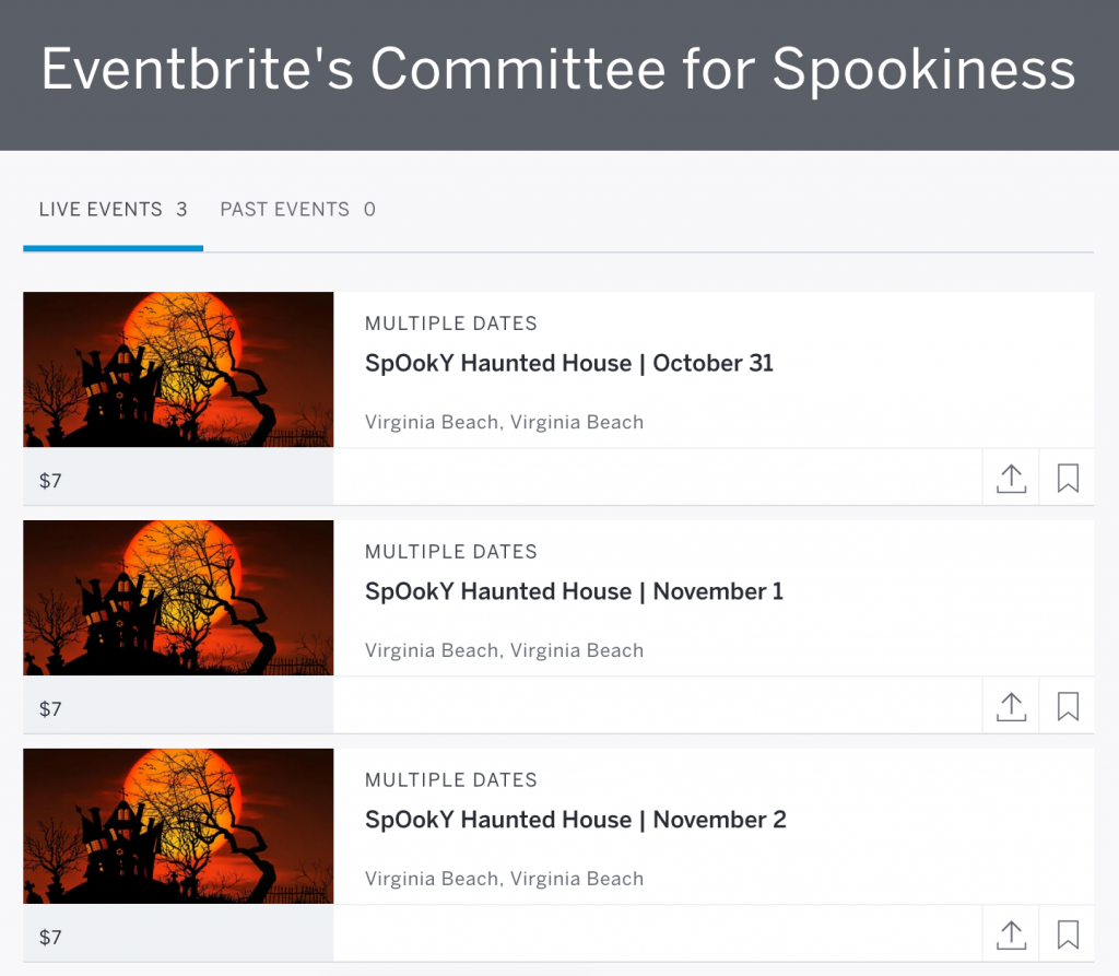 Managing Multiple Events: Which Eventbrite Feature is Best