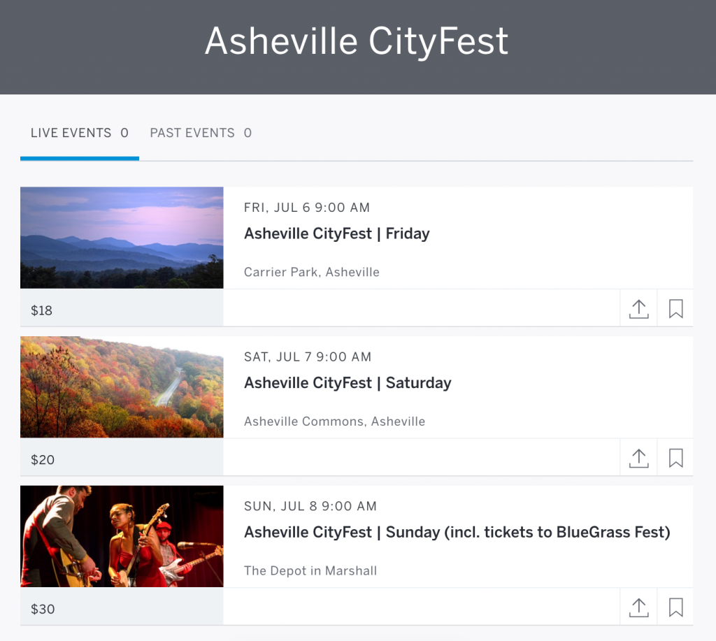Managing Multiple Events: Which Eventbrite Feature is Best for You?