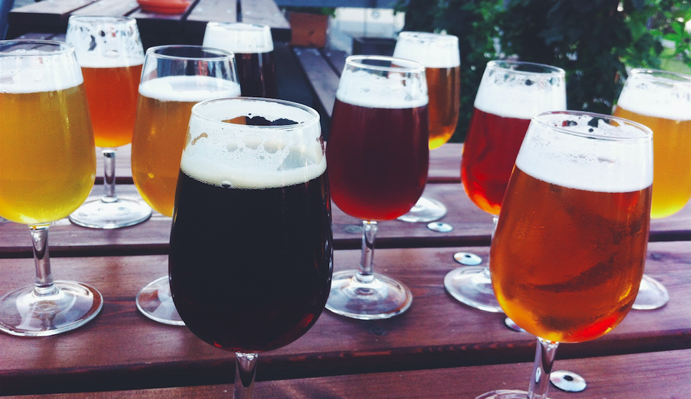The michigan brewers guild talks beer trends and for Michigan craft beer festival