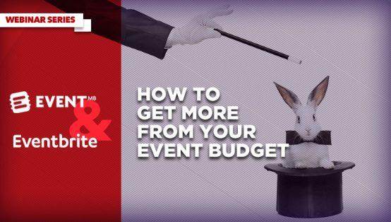 event budget webinar