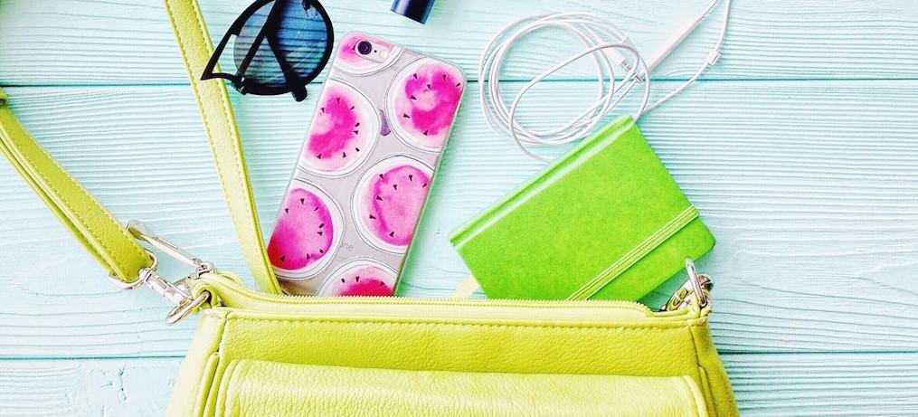 event planner's purse