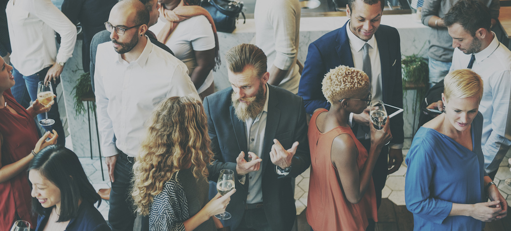 networking activities and corporate icebreakers