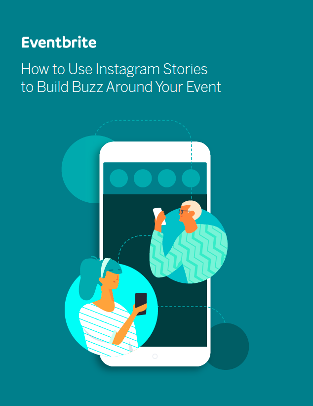 how to use instagram stories for events
