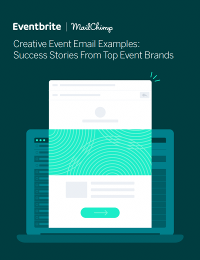 MailChimp event email examples